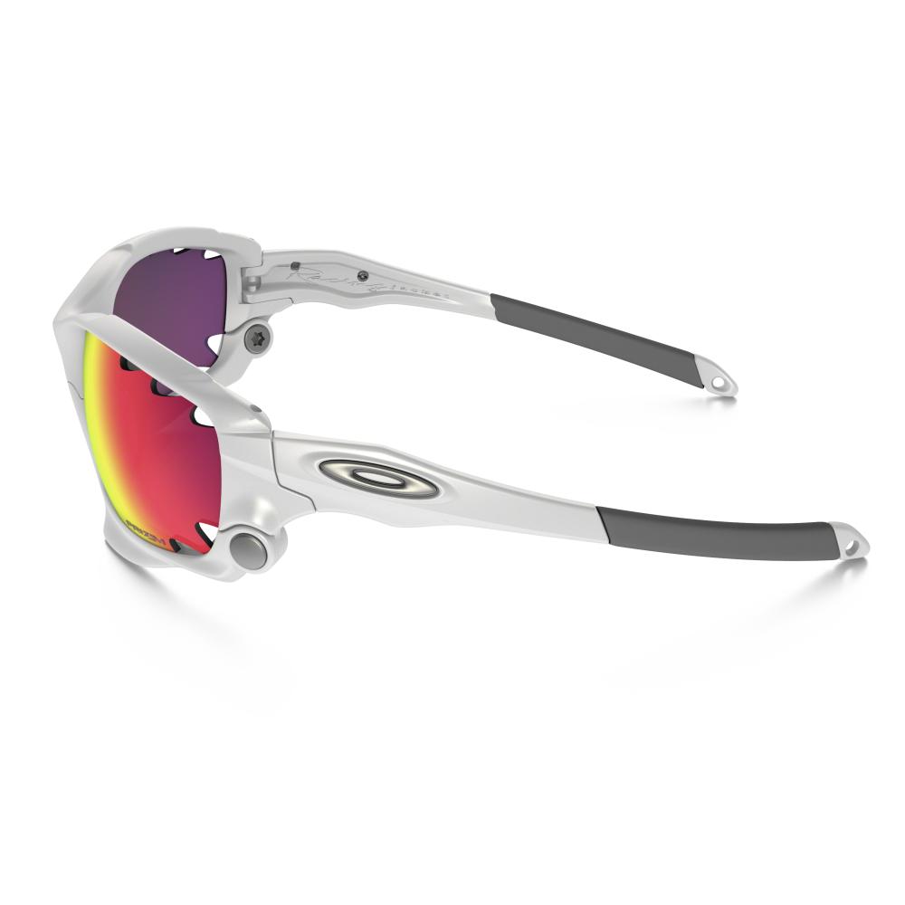 Prizm Oakley Racing Jacket Matte White OO9171-32 8964cea4a0