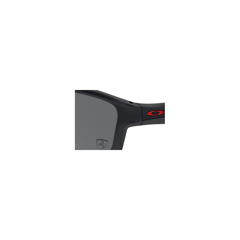 5b46ba0cdb6 Oakley Chainlink Sunglasses Steel OO9247-13