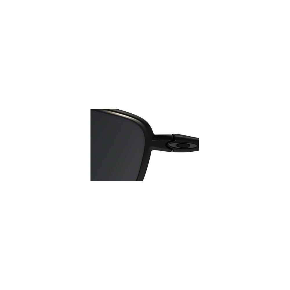 6beee6c43b7 Polarized Oakley Badman Sunglasses Dark Carbon OO6020-01