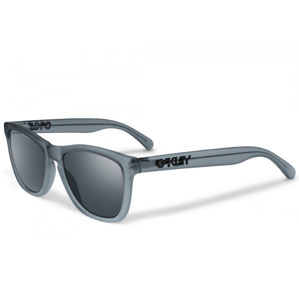 783fac169e4f Polarized Oakley Frogskins LX Sunglasses Satin Smoke OO2043-10