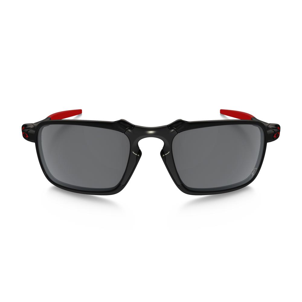 Polarized Badman Scuderia Ferrari Sunglasses Dark Carbon OO6020-07