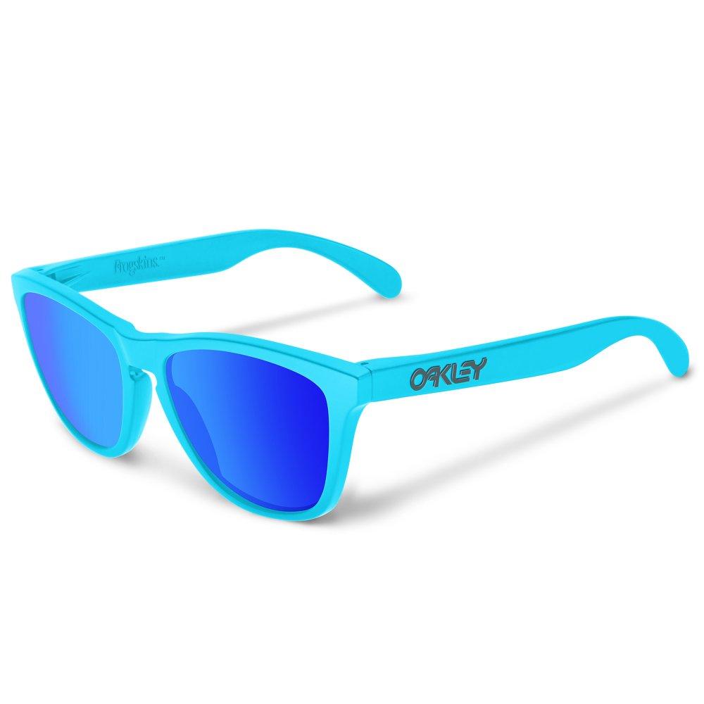 f4775c96a7 Oakley Frogskins Sunglasses Matte Sky OO9013-15