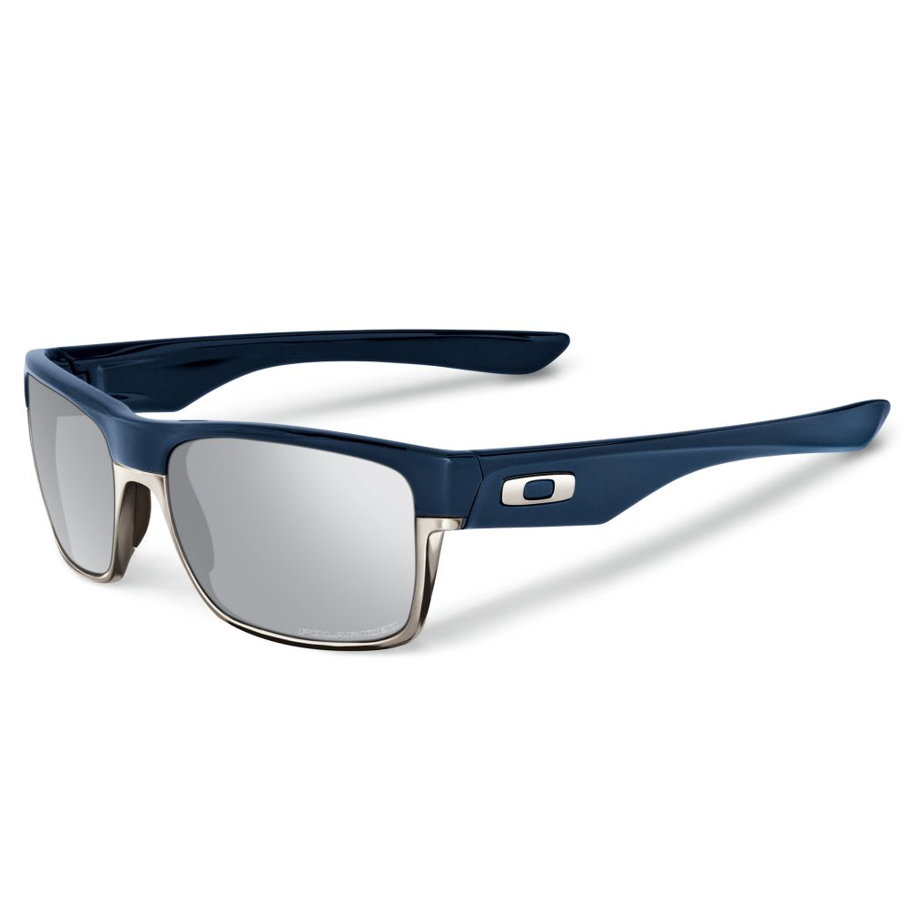 9b7a08d827c Polarized Oakley TwoFace Sunglasses Matt Navy OO9189-15