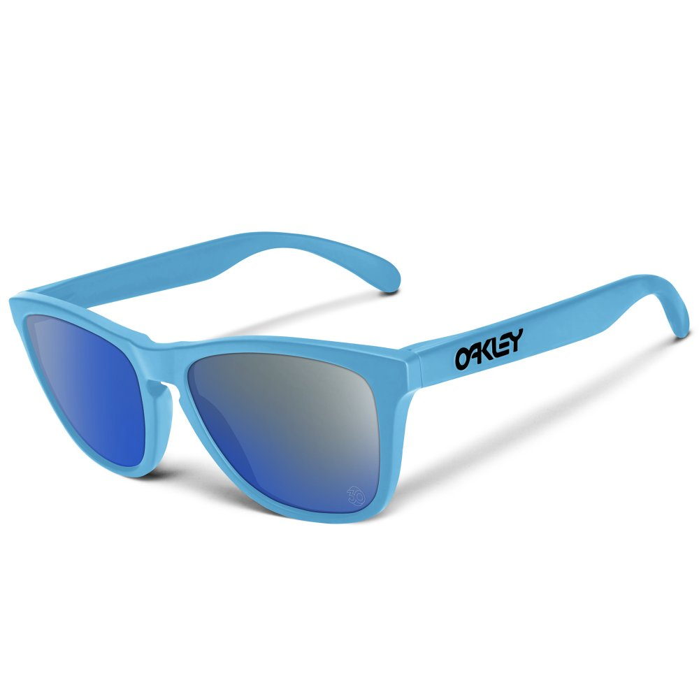 0f74f83df5 Oakley Frogskins Sunglasses Heritage Blue OO9013-36