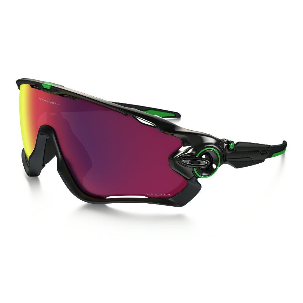 de8a7dbe395 Prizm Oakley Jawbreaker Mark Cavendish Sunglasses Polished Black OO9290-10