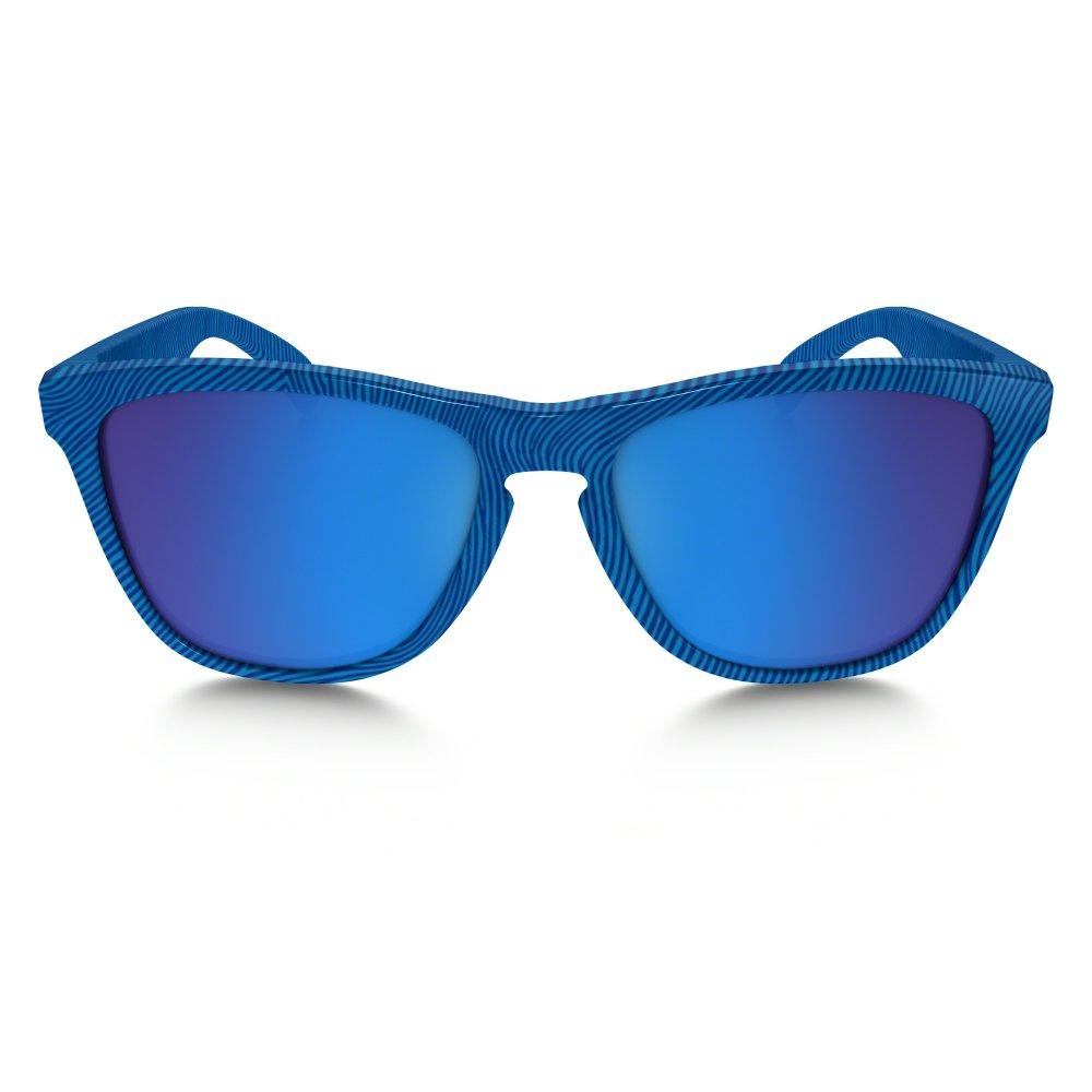 oakley frogskin blue