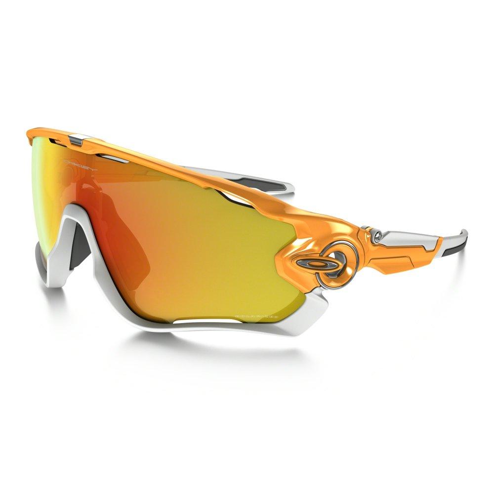 c4e2f7bef Polarized Oakley Jawbreaker Sunglasses Atomic Orange OO9290-09