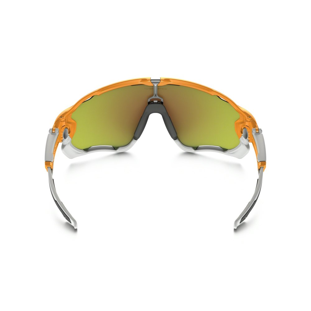e28bd2ab32 Polarized Oakley Jawbreaker Sunglasses Atomic Orange OO9290-09