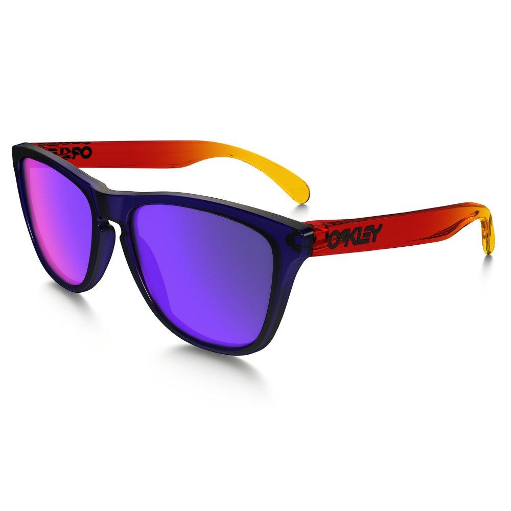 2e82f36ce62 Oakley Frogskin Sunglasses Surf Collection Purple OO9013-45