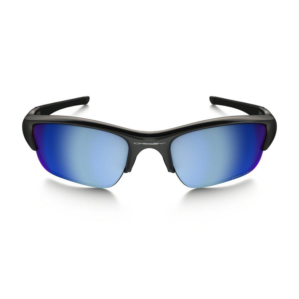 Polarized oakley prizm flak jacket xlj sunglasses polished for Oakley polarized fishing sunglasses