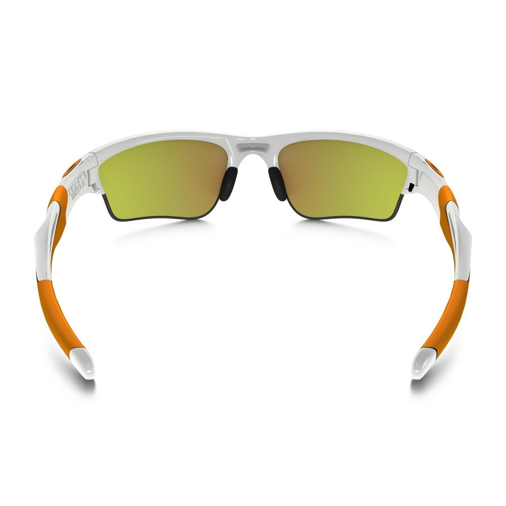 oakley half jacket 2 0 sunglasses polished white oo9154 52 rh igero com