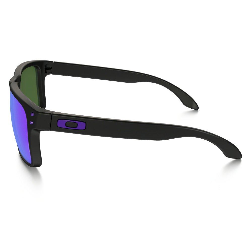 dd20516ade Oakley Holbrook Julian Wilson Signature Sunglasses Matte Black OO9102-26