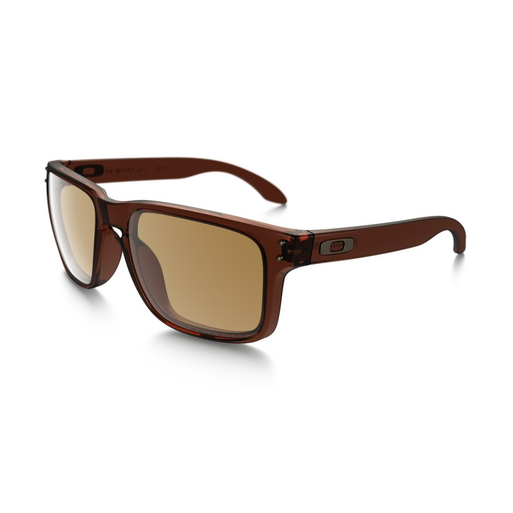 b48879283d Polarized Oakley Holbrook Polished Rootbeer OO9102-03