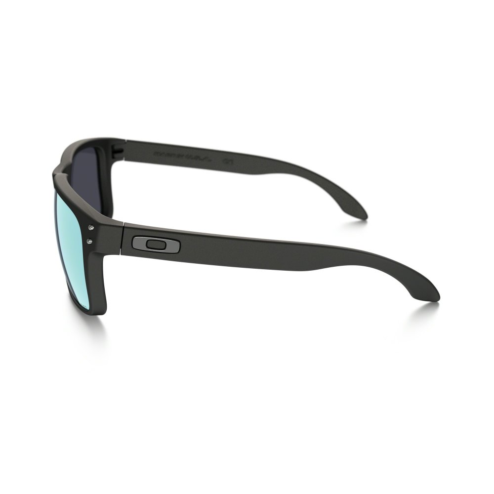 e75a6679da8 Polarized Oakley Holbrook Matte Black OO9102-50