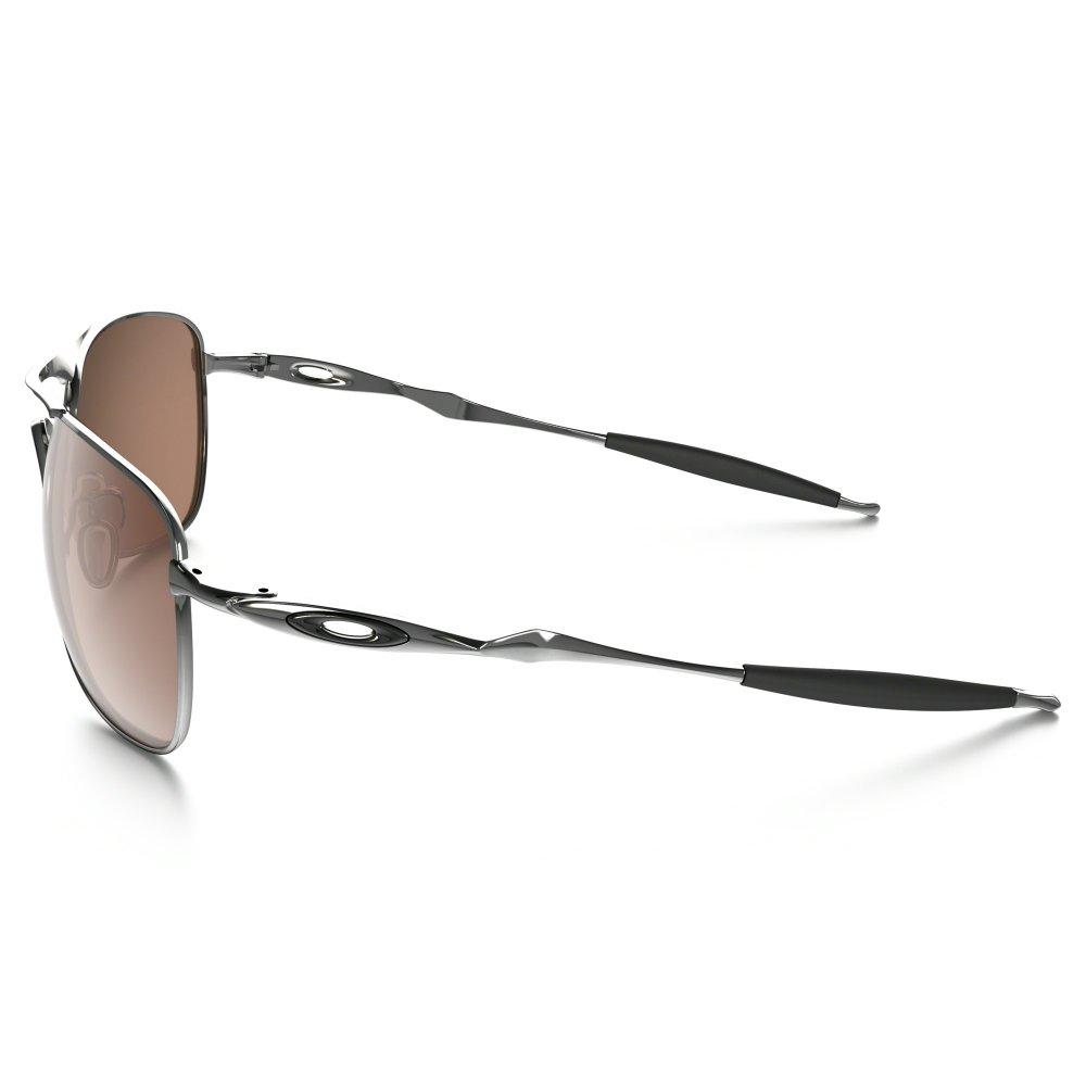 3b31a5dc9d050 Oakley Crosshair Sunglasses Polished Chrome OO4060-02