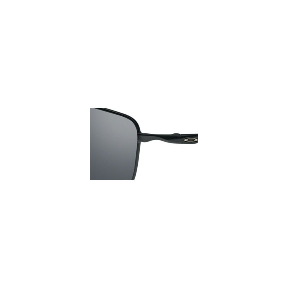 653b798c66 Polarized Oakley Square Wire Sunglasses Matte Black OO4075-05