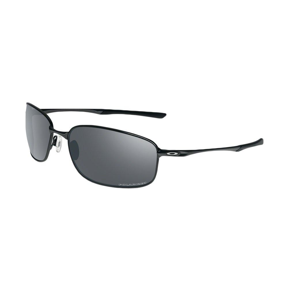 ac017ea5d3 Polarized Oakley Taper Sunglasses Polished Black OO4074-04