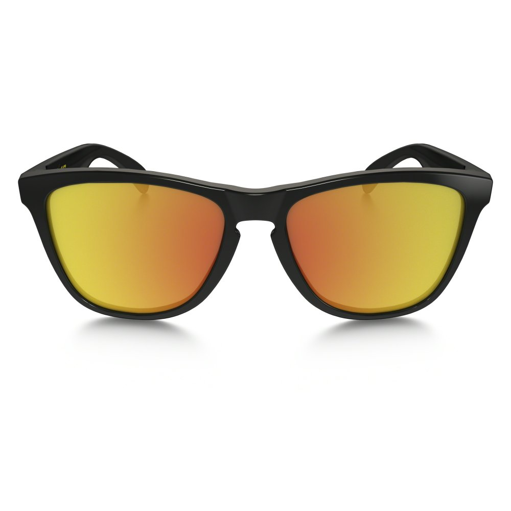 266087759c Oakley Frogskins Valentino Rossi Signature Polished Black 24-325