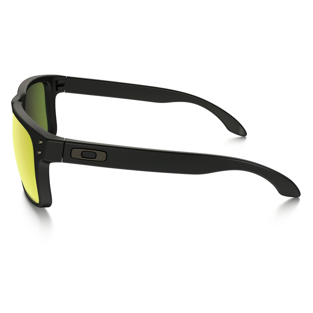 2c65ae9ff7 Polarized Oakley Holbrook Sunglasses Polished Black OO9102-51