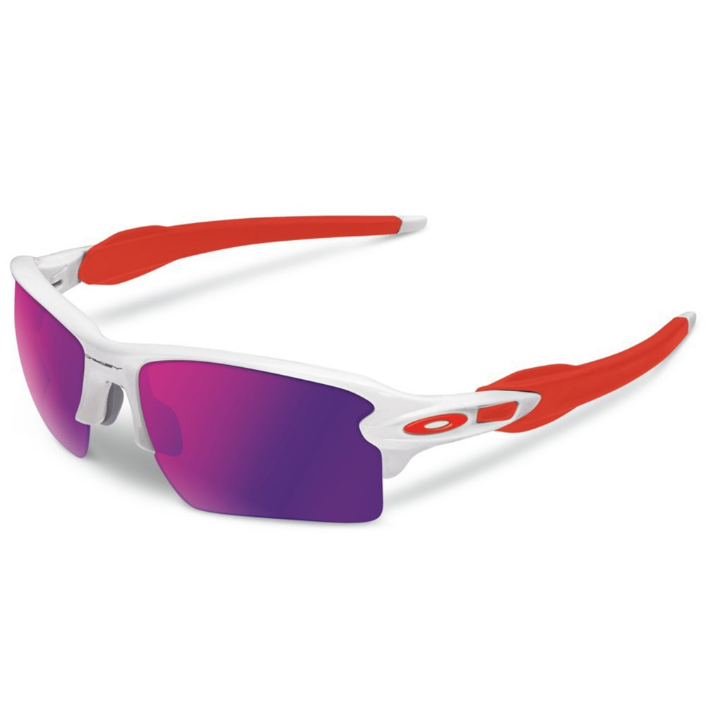 9814d3e7ea Oakley Flak 2.0 XL Sunglasses Polished White OO9188-21