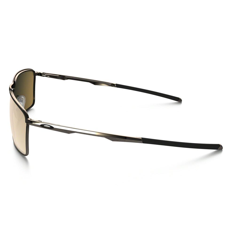 Polarized Oakley Conductor 6 Sunglasses Tungsten OO4106-04 8ce37574d249