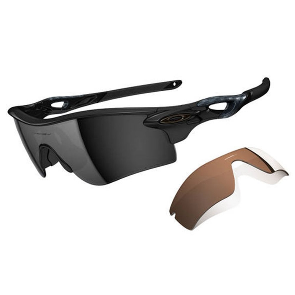 Oakley Radarlock Path >> Polarized Oakley Radarlock Path Polished Black OO9181-12