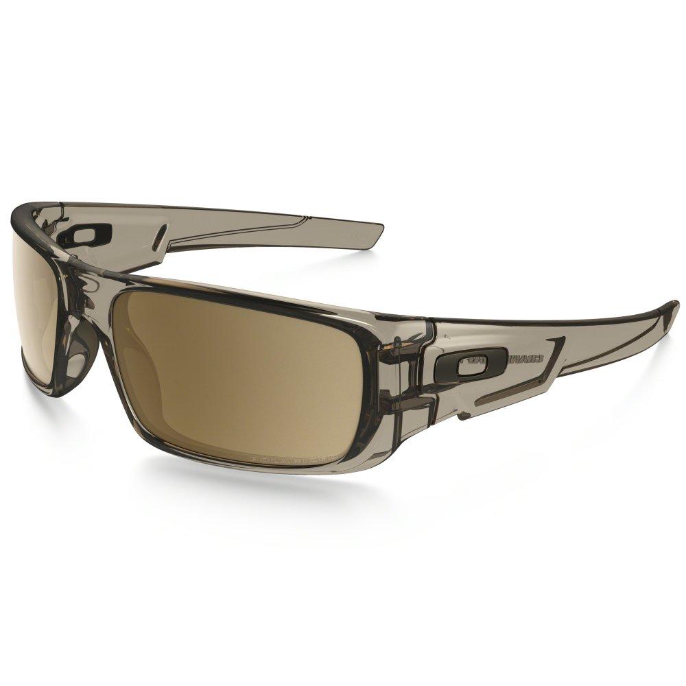 66f245d7fc8d Polarized Oakley Crankshaft Sunglasses Brown Smoke OO9239-07