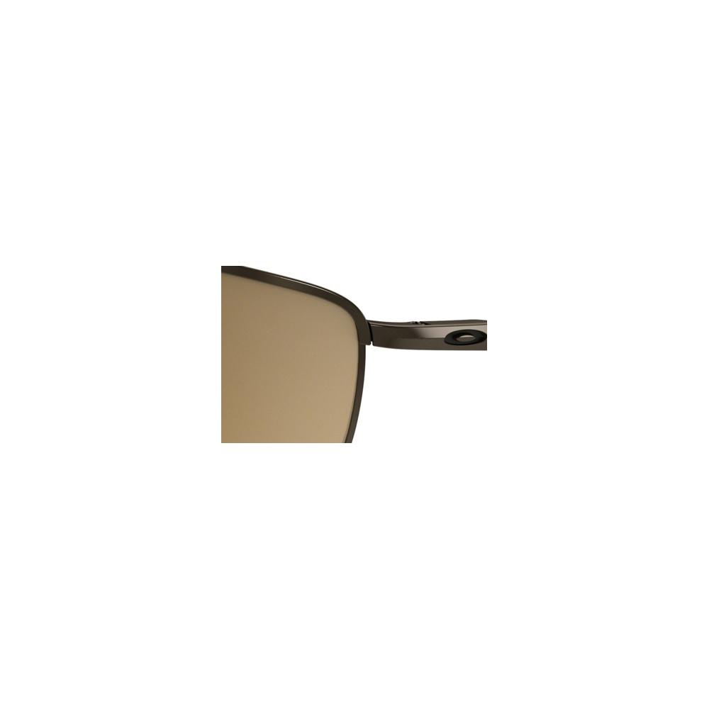 ee6ac1cdca Polarized Oakley Conductor 8 Sunglasses Tungsten OO4107-03