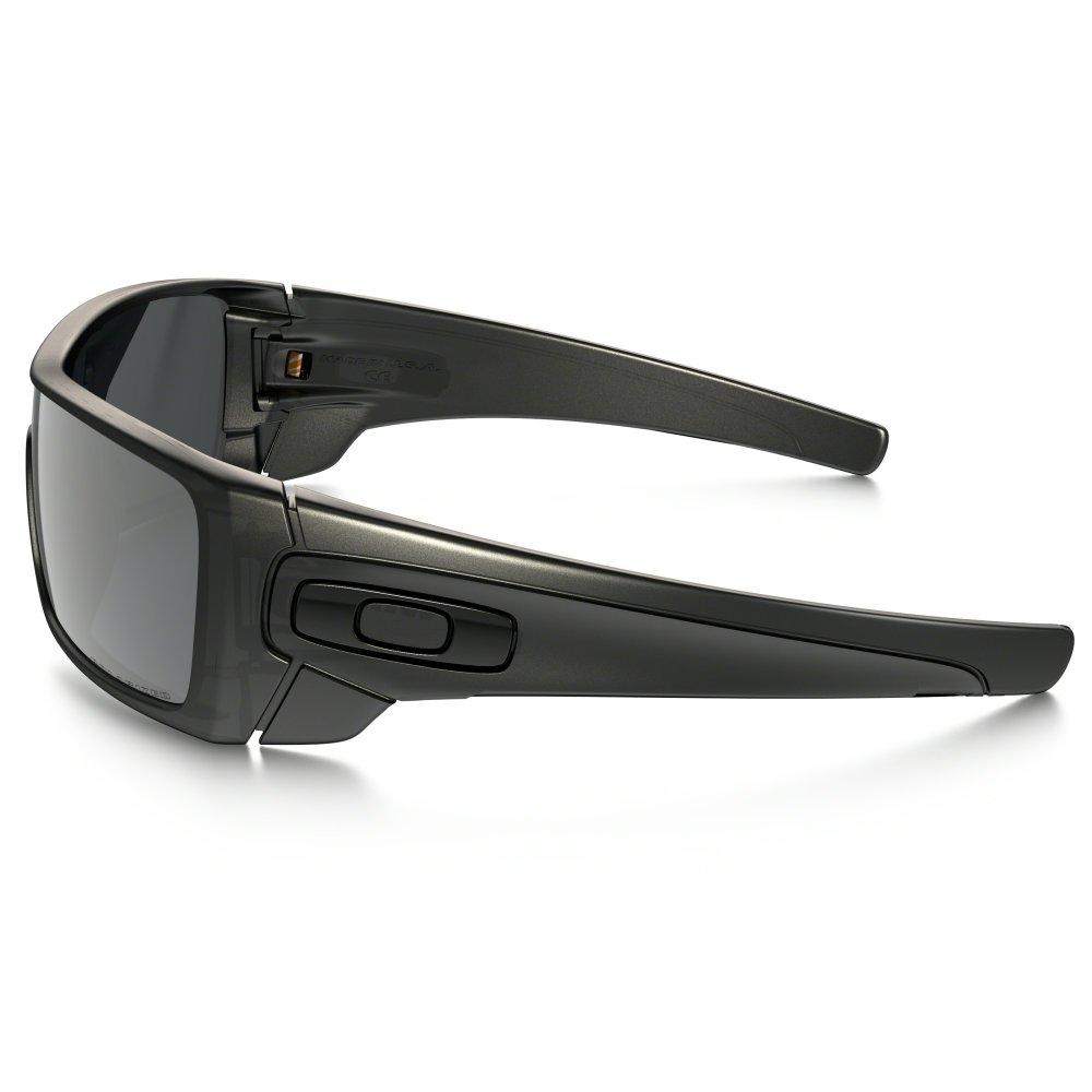 7b09a7343a9c2 Polarized Oakley Batwolf Sunglasses Matte Black Ink OO9101-35