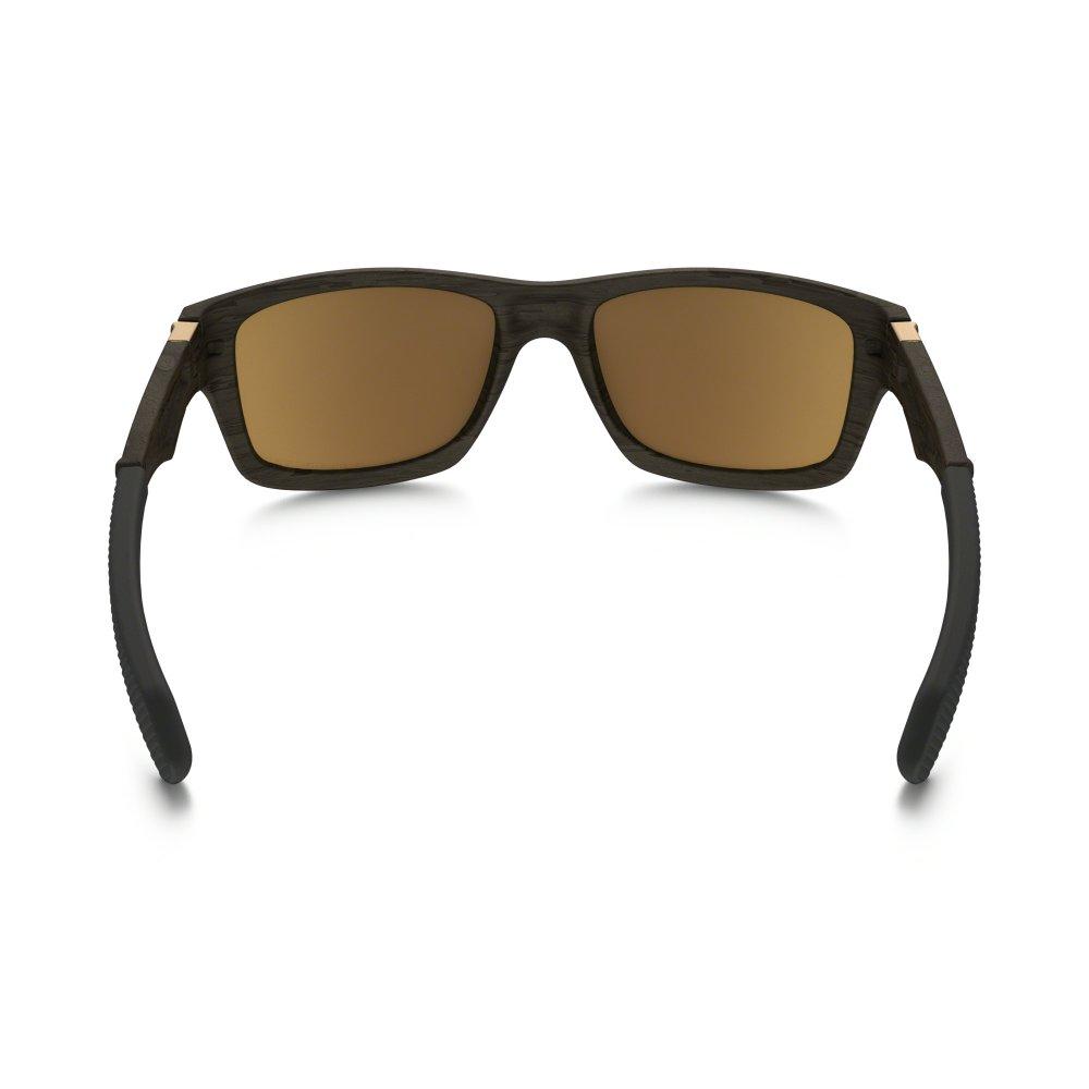 Polarized Oakley Jupiter Squared Sunglasses Woodgrain OO9135-07 608aab47502a