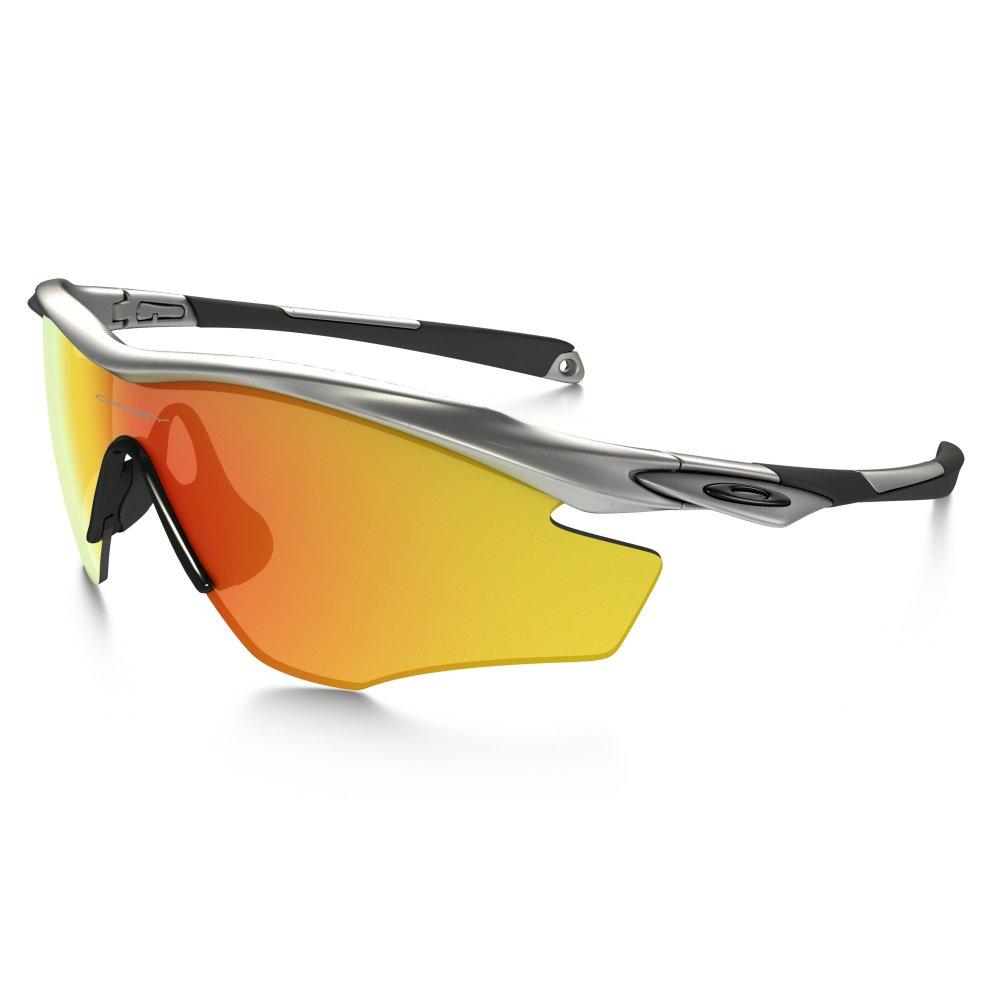 ce73d6bc551 Oakley M2 Sunglasses Silver OO9212-04