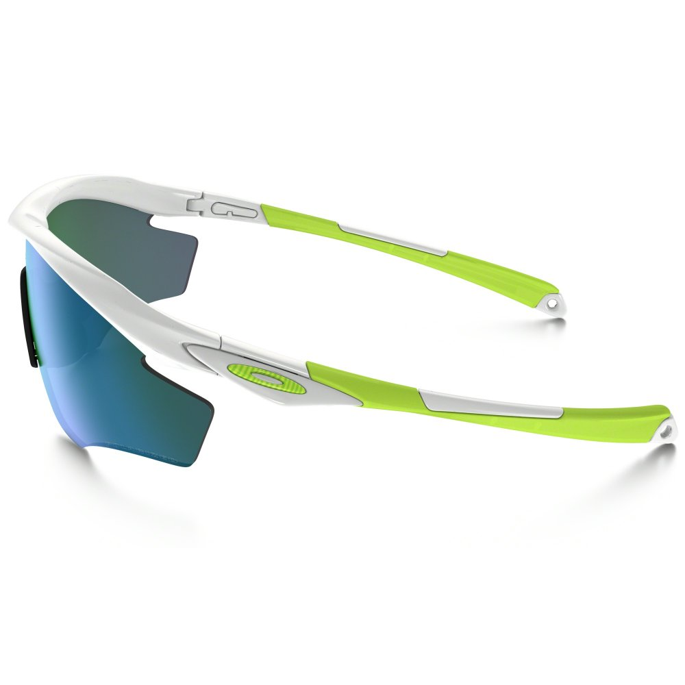 62bb34cf5 Oakley M2 Sunglasses Polished White OO9212-19