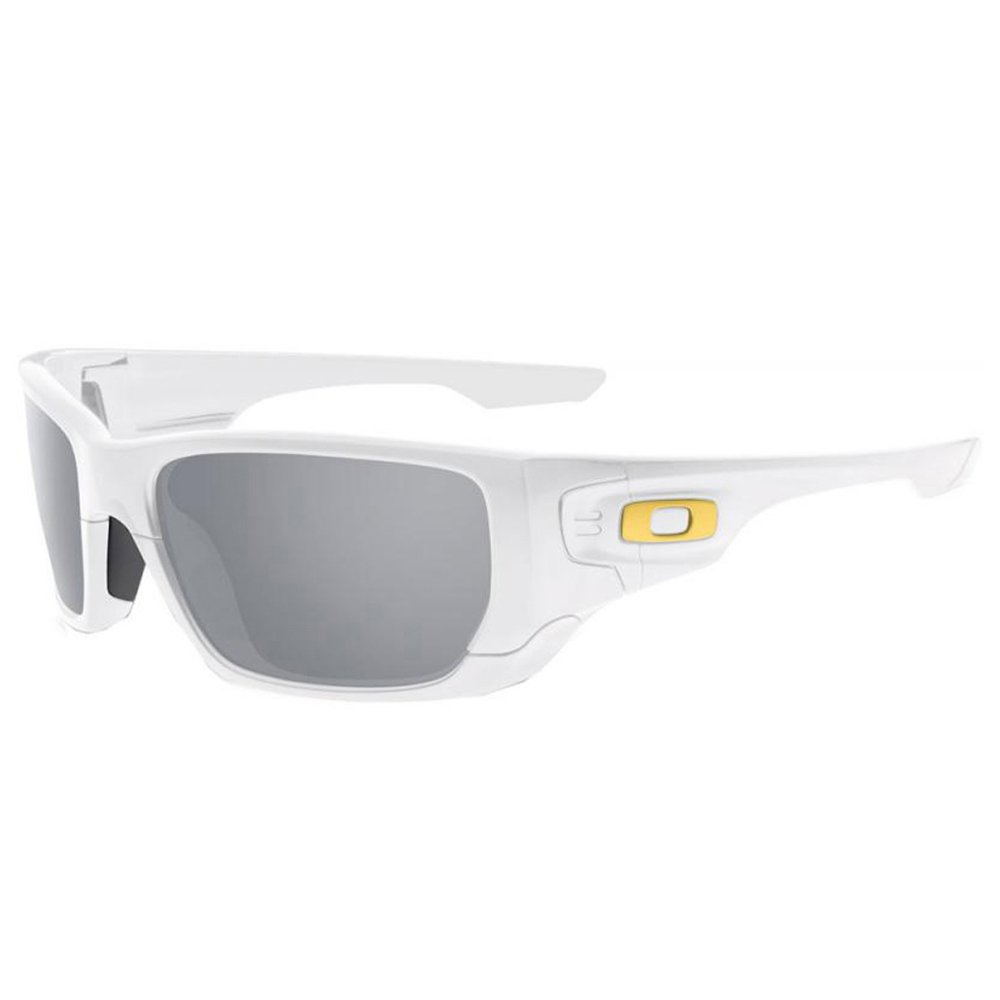 taitx Polarized Oakley Style Switch Polished White OO9194-10
