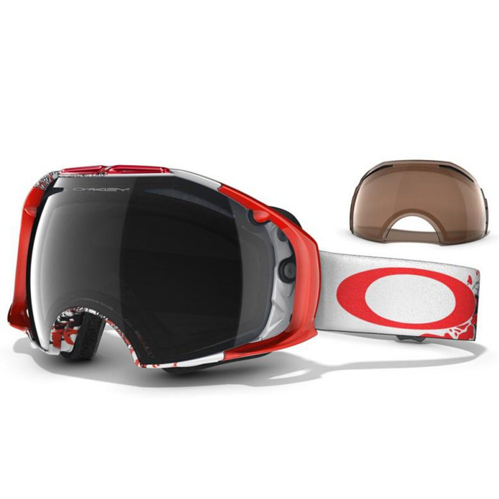 95a77deaf4ff Oakley Airbrake Snow Goggle Risk Taker 59-309