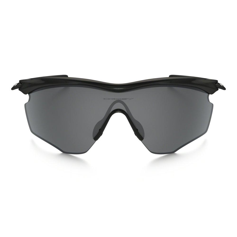 Oakley M2 Frame XL Sunglasses Polished Black OO9343-04