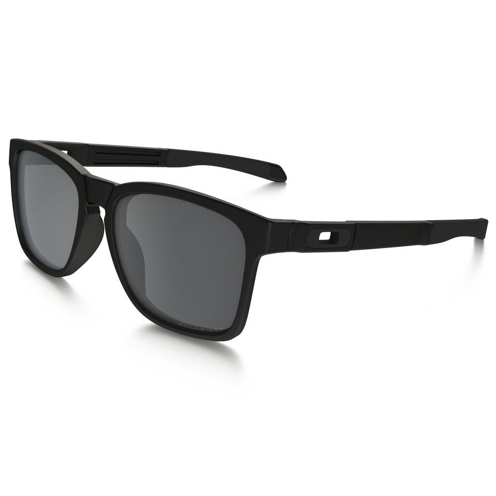 6c80db566d Polarized Oakley Catalyst Sunglasses Matte Black OO9272-09