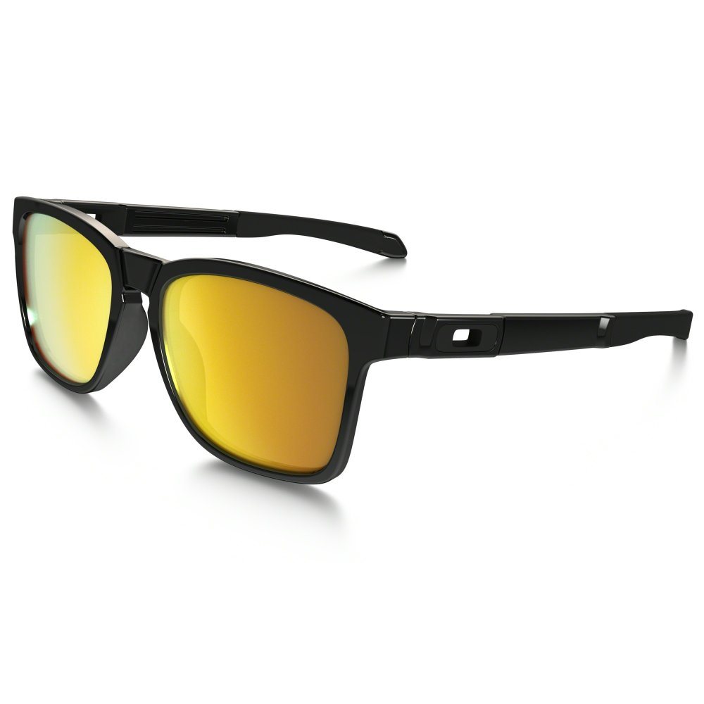 484a229526 Oakley Catalyst Sunglasses Polished Black OO9272-04