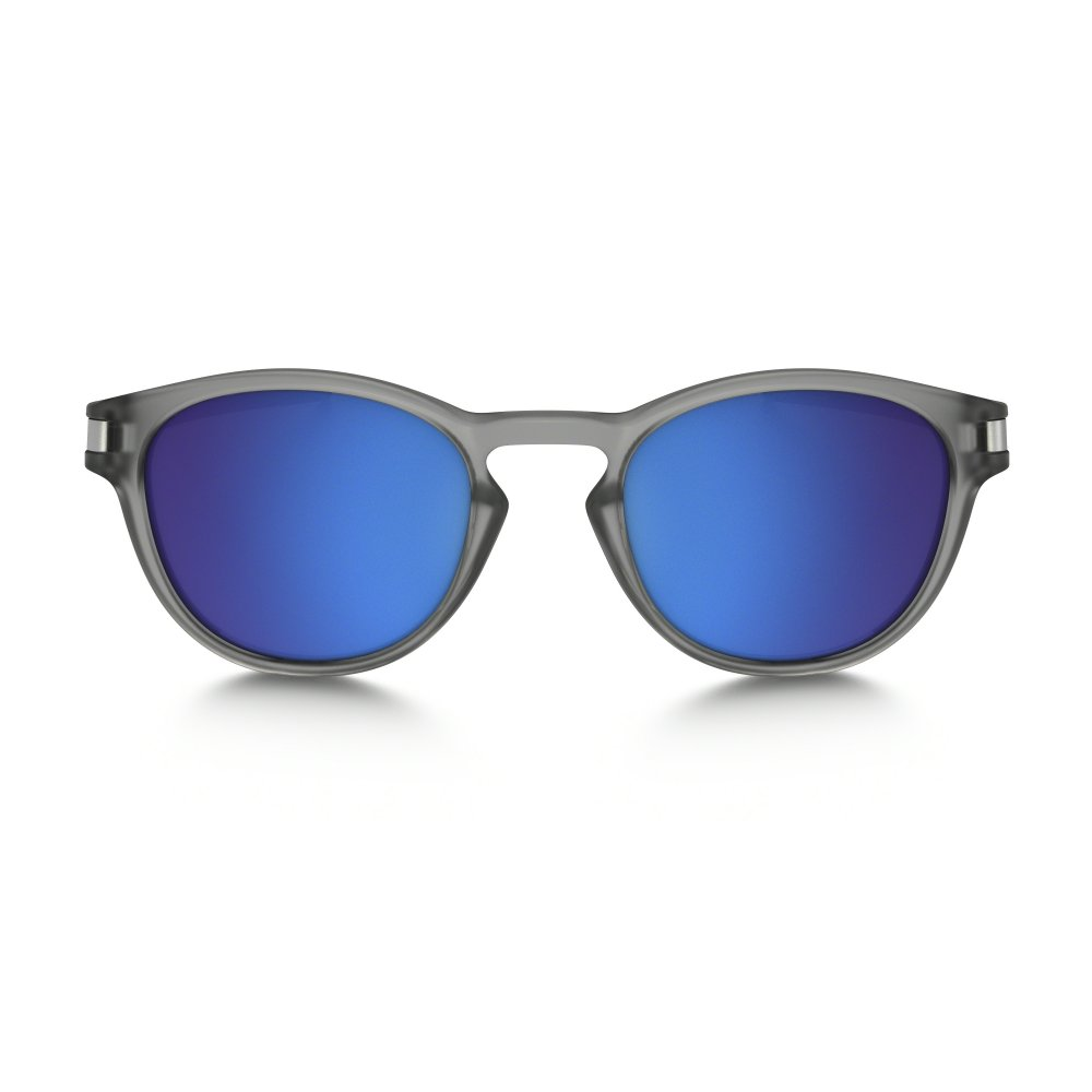 da92fac57440b Polarized Oakley Latch Sunglasses Matte Black Ink OO9265-08