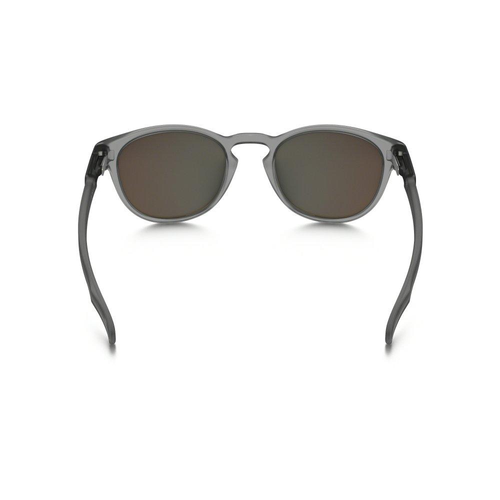 15ef10c8e5 Polarized Oakley Latch Sunglasses Matte Black Ink OO9265-08