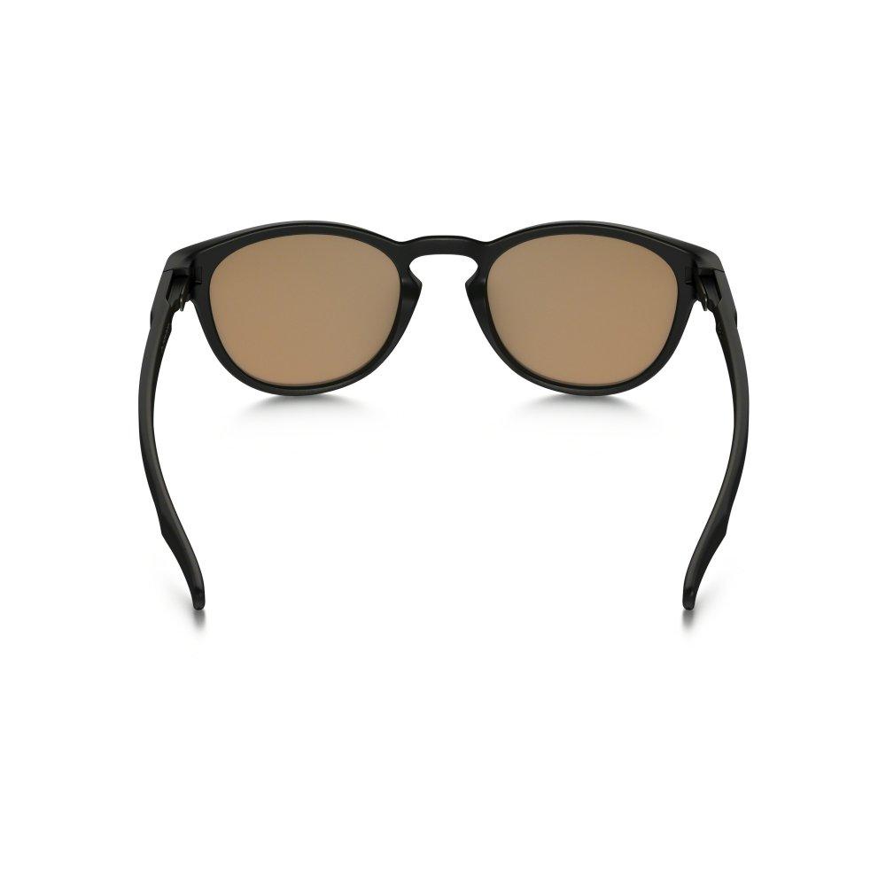 d66cf428b7 Polarized Oakley Latch Sunglasses Matte Black OO9265-07
