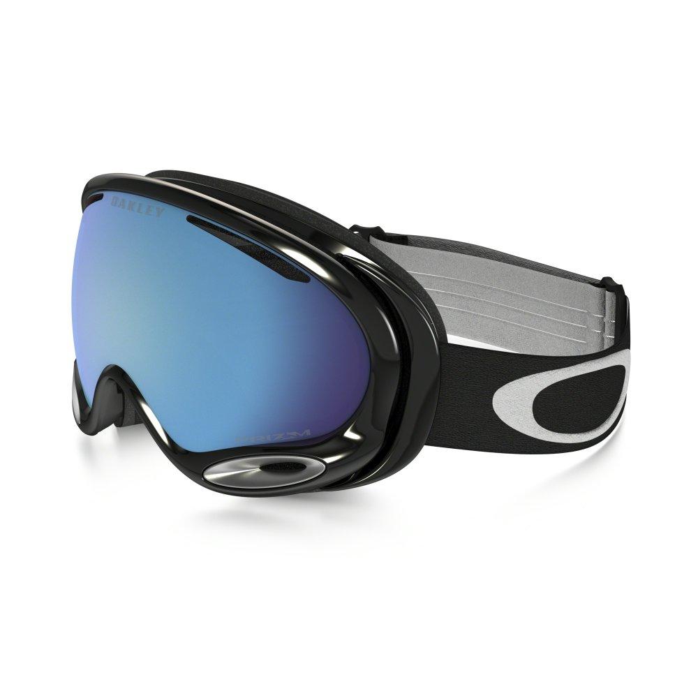 b1bbc34407 Prizm Oakley A Frame 2.0 Snow Goggle Jet Black OO7044-48