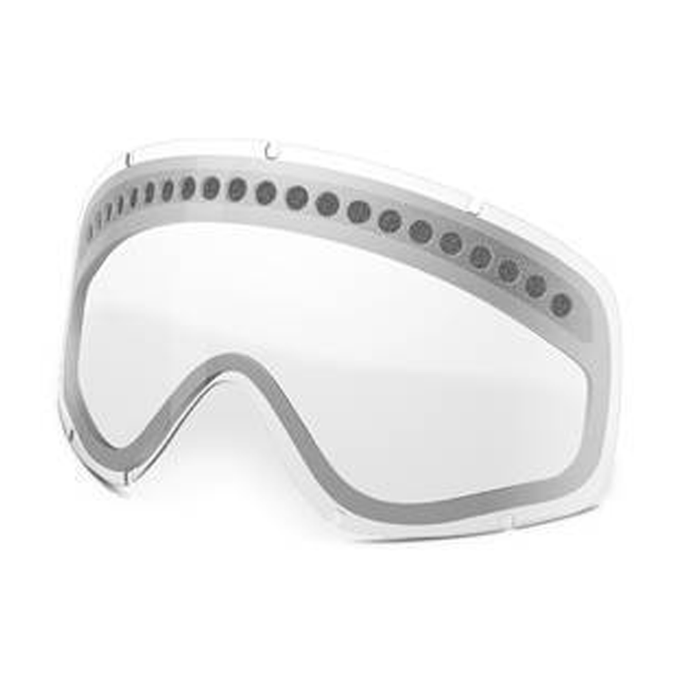 Oakley O Frame Snow Goggle Replacement lens Clear 02-255