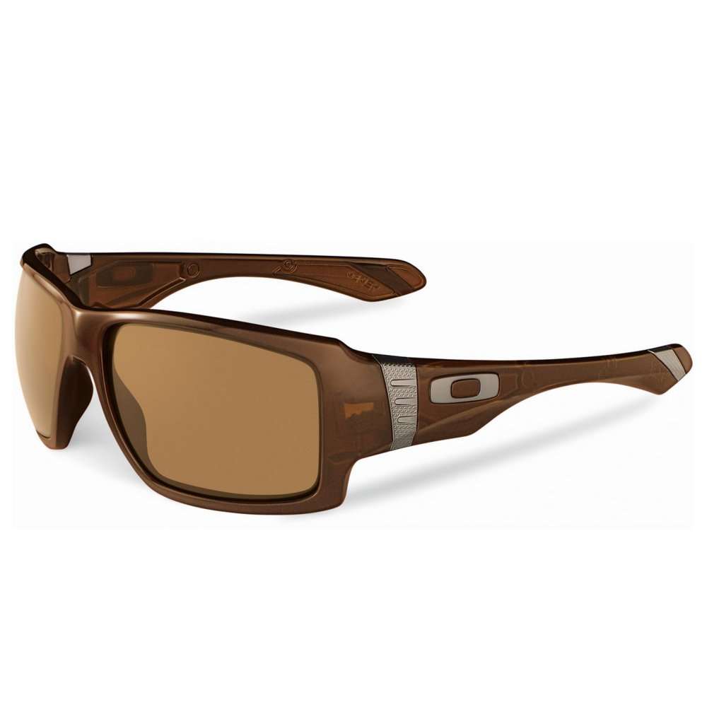 4ca8b31b39 Oakley Big Taco Sunglasses Polished Rootbeer OO9173-03