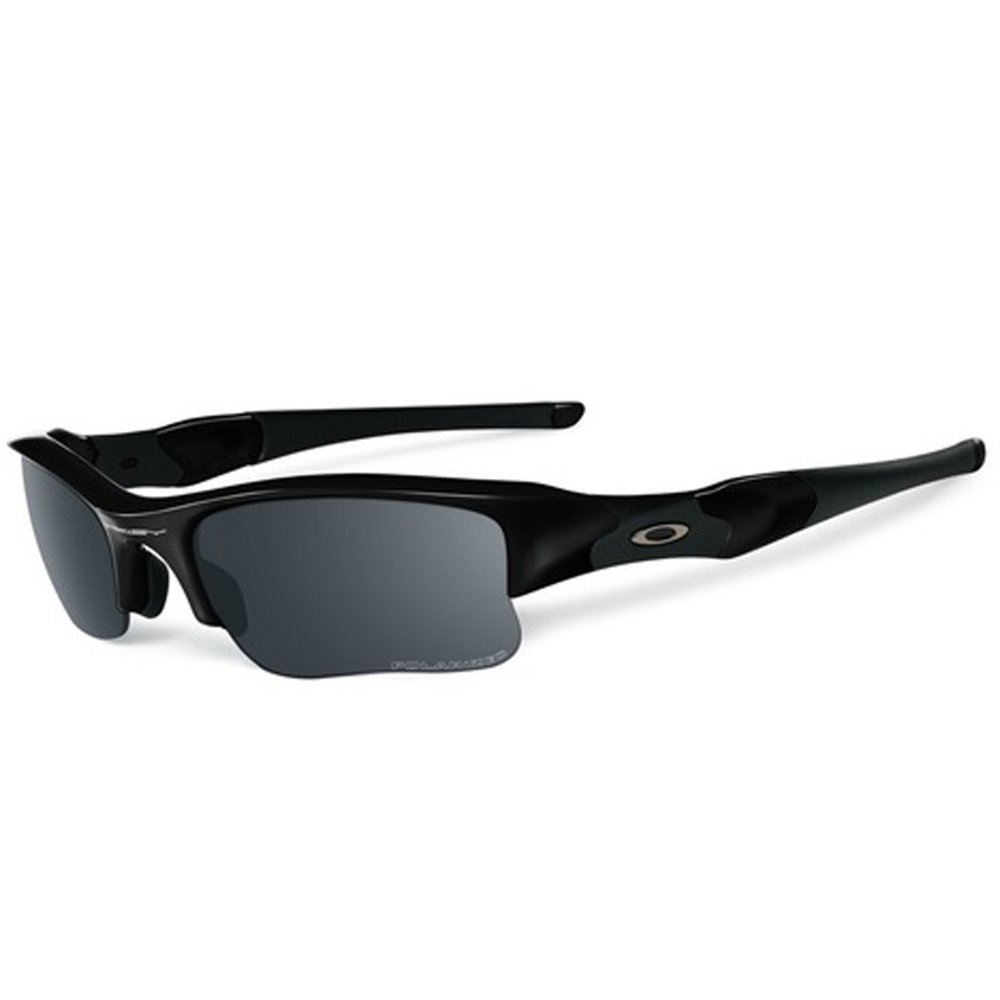 26 Jacket Flak Black Sunglasses Polished 240 Polarized Oakley Xlj 0ymwONv8n