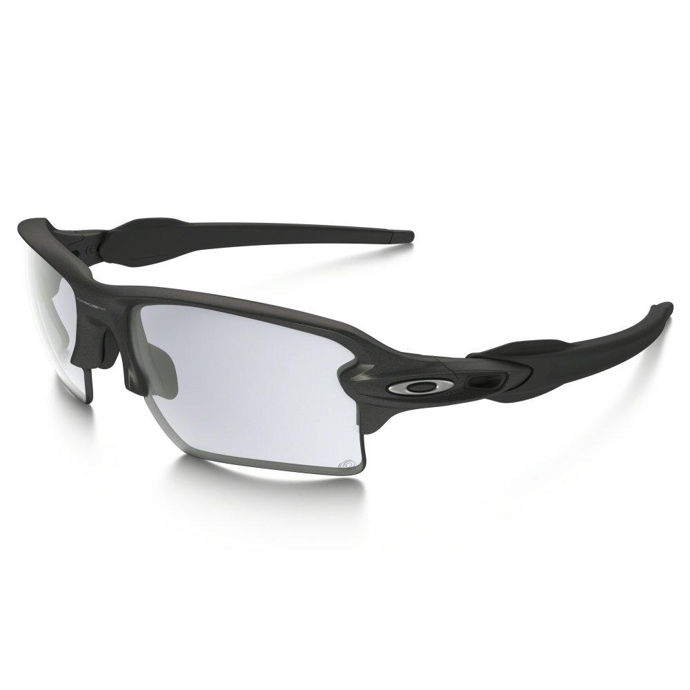 7a314147f4 Oakley Flak 2.0 XL Sunglasses Steel OO9188-16