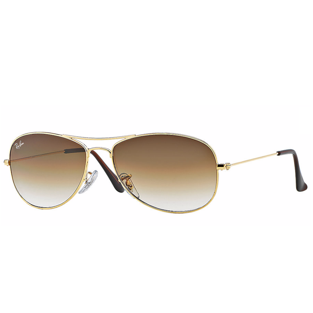 fef28eef125 Ray-Ban Cockpit Sunglass Arista RB3362 001 51