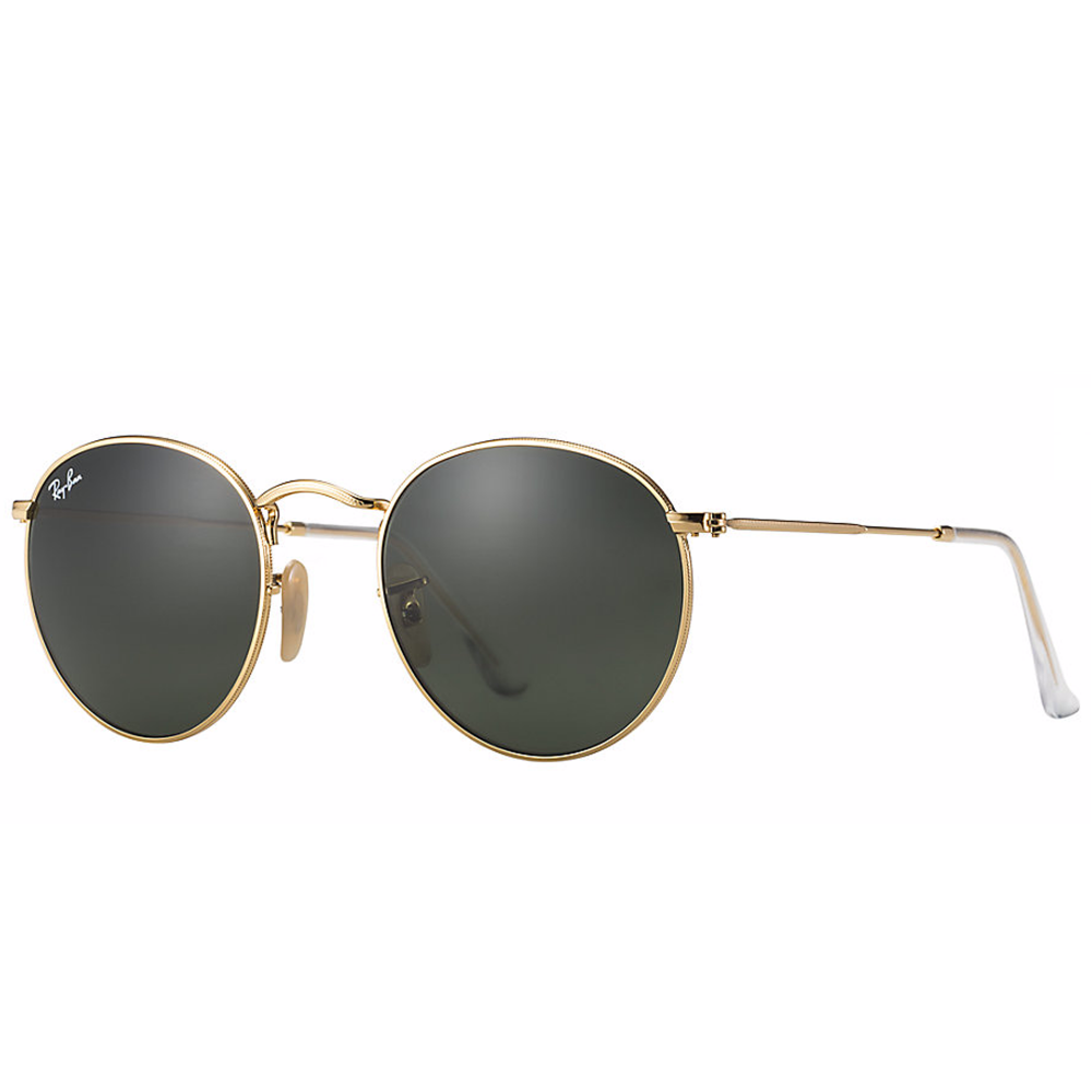 Ray-Ban Round Metal Sunglasses Arista RB3447 001