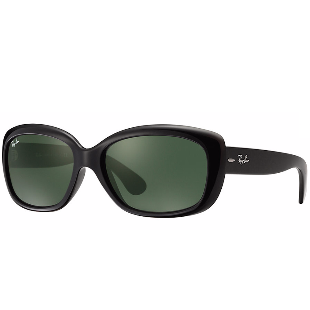 137f11d6d0a Ray-Ban Womens Jackie Ohh Sunglasses Black RB4101 601
