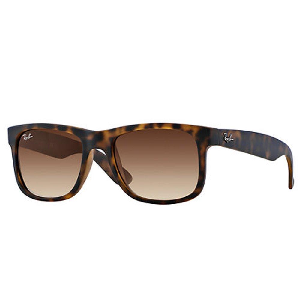 Ray Ban Justin Classic Sunglasses Tortoise Rb4165 710 13