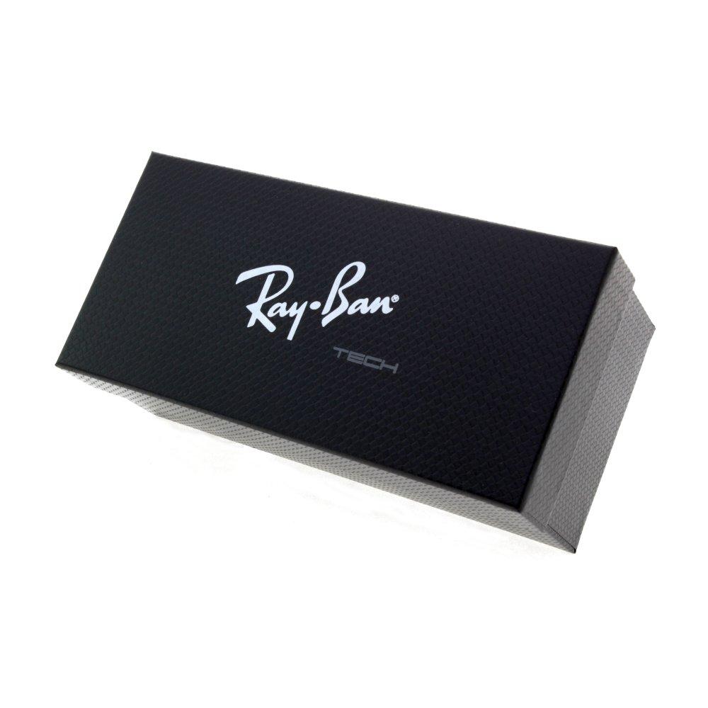 2d9217e78f Polarized Ray-Ban Aviator Carbon Fibre Sunglasses Black RB8307 002 N5